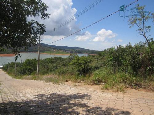 Imagem 1 de 17 de Terreno À Venda, 241 M² Por R$ 85.000,00 - Ponta Do Sol - Capitólio/mg - Te0406