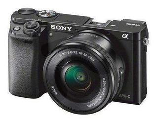 Sony Alpha 6000 + 16-50mm Nuevo Envio Gratis
