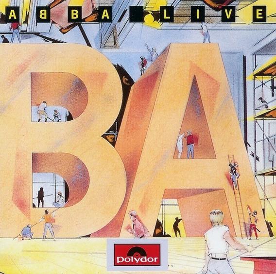 Abba Cd: Live ( Germany - Cerrado )