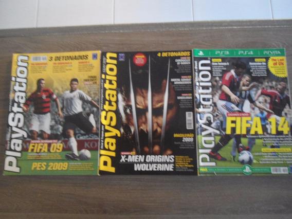 Revista Dicas Truques Playstation 124 - 125 - 177 - Pç Cada