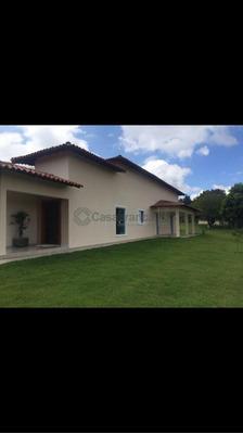 Chácara Residencial À Venda, Condomínio Recanto Dos Pássaros, Alumínio. - Ch0310