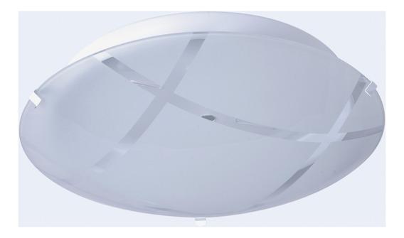 Lustres Plafon Kit 2 Pecas Redondo 30cm Xadrez
