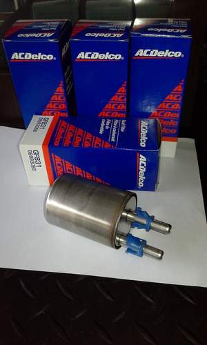 03 Filtros Gasolina Cruze/ Orlando/ Trailblazer/ Hummer