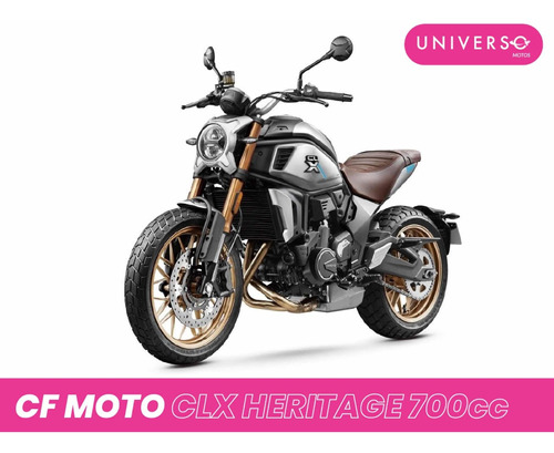 Cf Moto Clx Heritage