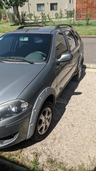 Fiat Palio Weekend Traking