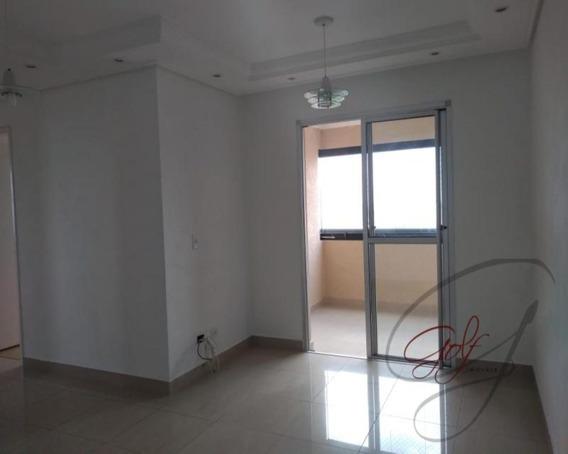 Apartamento Para Alugar Na Vila Yara, Shopping Continental, Terminal Da Vila Yara, Bradesco Matriz. - 2787 - 34657653