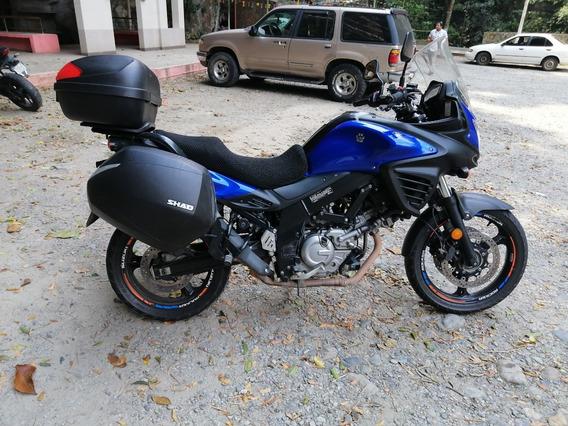 Motocicleta Suzuki Vstrom 650cc 20013 ( Altrato)