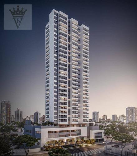 Apartamento Com 3 Dormitórios À Venda, 88 M² Por R$ 769.000,00 - Freguesia Do Ó - São Paulo/sp - Ap5562