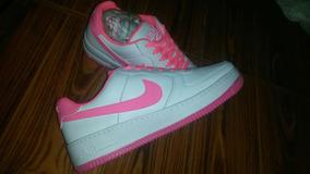 Nike Air Force One Rosa Dama