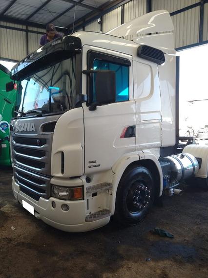 Scania G 400 A 6x2 2013/13 !!! Motor Novo !!!