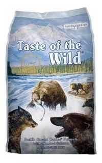 Taste Of The Wild Pacific Canine Adulto Salmon 14lb + Obs
