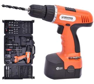Goplus 18v Cordless Drill Set Trabajos De Construcción Dest