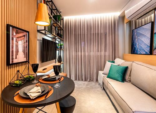 Apartamento Com 1 Dormitório Cupecê