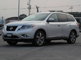 Nissan Pathfinder Exclusive Factura Original