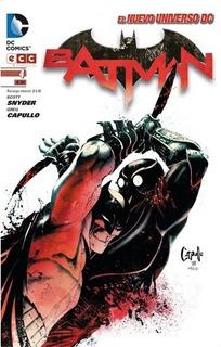 Batman El Nuevo Universo Dc - Dc Comics