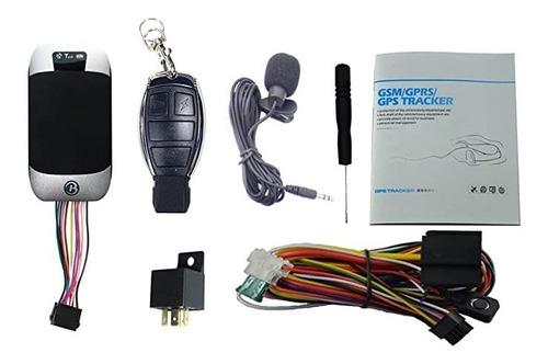 Imagem 1 de 6 de Rastreador Tk 303g Coban Carro, Moto Ou Caminhão - Vivo M2m