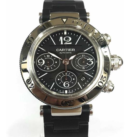 Cartier Pasha Seatimer Crono