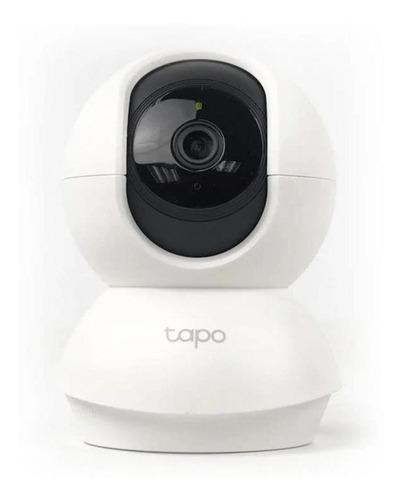 Camara Wi-fi Rotatoria De Seguridad Para Casa Tapo C200 Tp-l