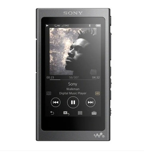 Reproductor Mp3 Sony Walkman Nw-a35hn Hi-res Audio 16gb