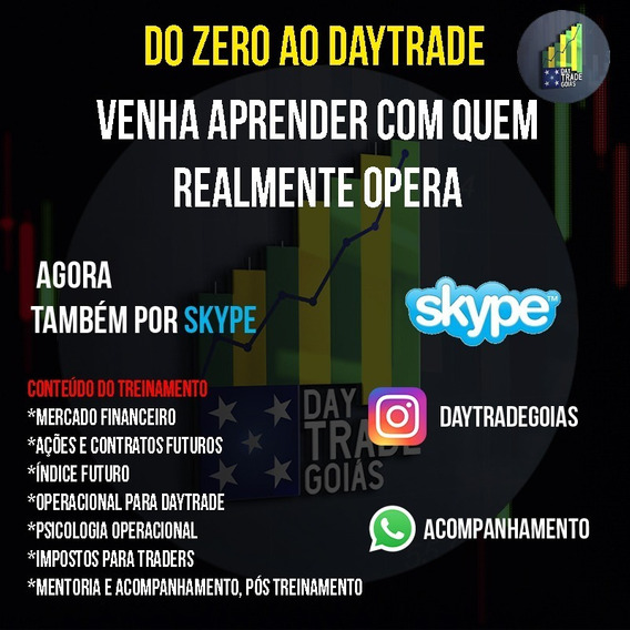 Treinamento Day Trade Presencial