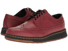 Zapatos Dr Martens Hombre 8mx Gabe Cherry Red Nuevos