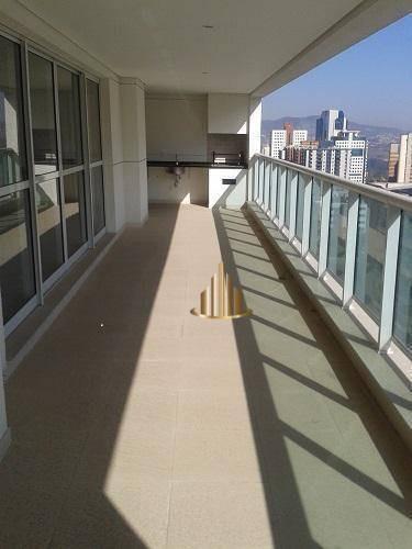 Apartamento À Venda, 243 M² Por R$ 2.450.000,00 - Alphaville - Barueri/sp - Ap0073