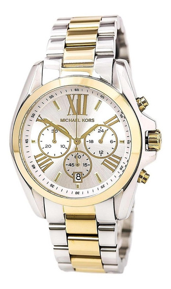 Reloj Michael Kors Mujer Bradshaw Mk5627 Original Importado