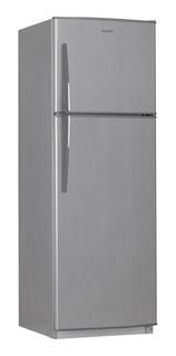 Heladera Patrick HPK135 metálica con freezer 264L 220V