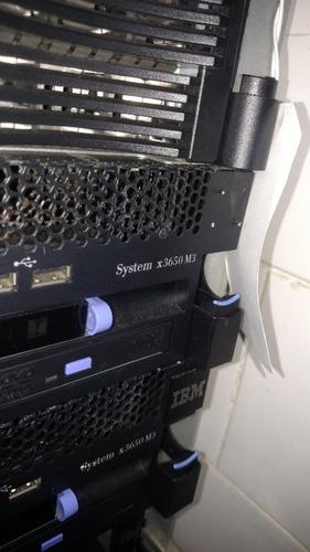 Promocao Servidor Ibm 3650 M3 16gb Ram 2 Sas 300g Quad