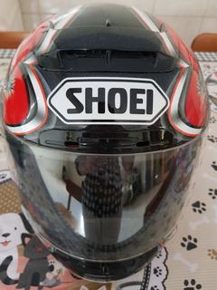 Lindo Capacete Shoei Kiyonari X11