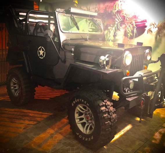 Jeep Willys 1966 - Impecável