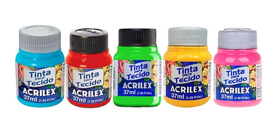 Tintas Tie Dye Colorido Tay Day Tai Dai Com 5 Tintas