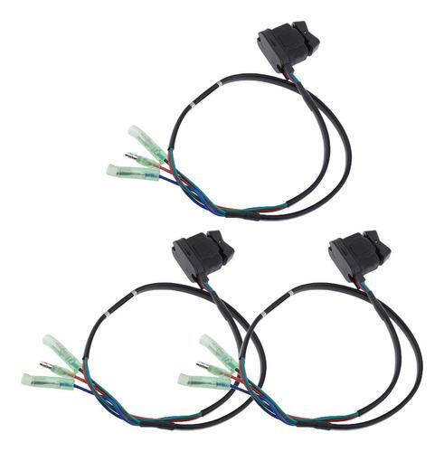 Paquete De 3 Interruptores De Ajuste De Barco 87-16991a1