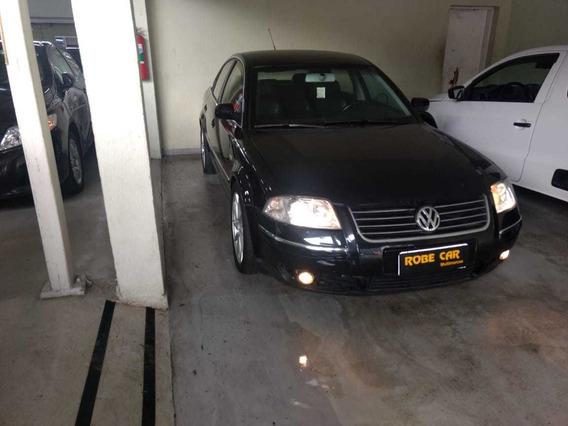 Volkswagen Passat Vr6 Protect 2003 Blindado