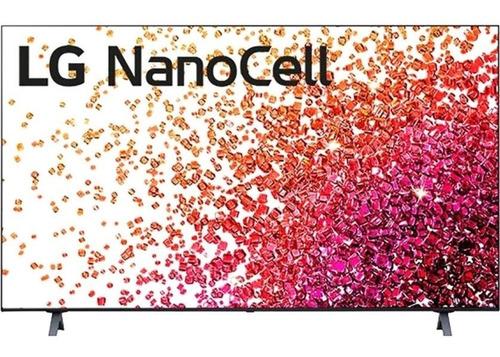 Imagem 1 de 1 de Smart Tv Led Uhd 4k LG 50nano75 50'' Bivolt Alexa Nanocell