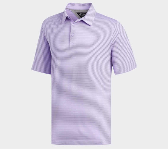 Playera Polo adidas Adipure (talla L) 100% Original Hombre2