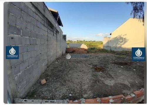 Imagem 1 de 2 de Terreno À Venda, 175 M² Por R$ 190.800,00 - Villa Branca - Jacareí/sp - Te1854