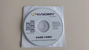 Cd Driver Rede Kaiomy Km8139d Linux Novell Solaris Windows