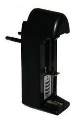 Carregador Bateria 14500 16340 18650 Lanterna Tatica Bivolt