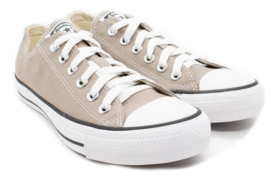 Tênis Converse Allstar Ct04200026 Cinza Pedra/preto/branco