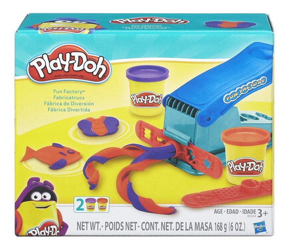 Play Doh Fabrica De Diversion - Hasbro