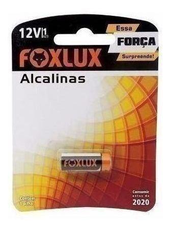 Bateria Alcalina 12v Foxlux Cartela C 10 40220