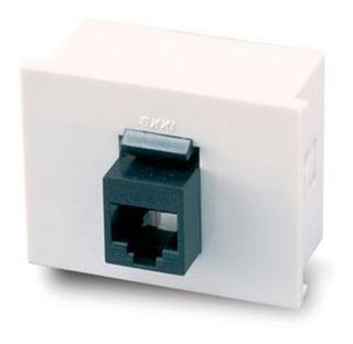 Modulo 1 Toma Para Interconexion Redes Rj45 Cat 5 Cambre