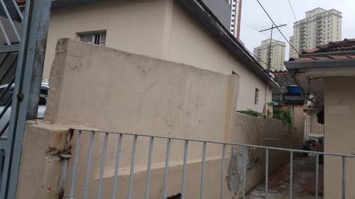 Casa Residencial À Venda, Vila Gomes Cardim, São Paulo. - Ca2217