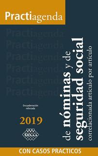 Practiagenda Nóminas Y Seguridad Social 2019