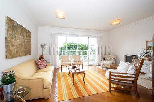 Apartamento - Vila Madalena - Ref: 119267 - V-119267