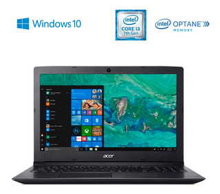 Notebook Acer 15.6 4 Gb 16 Gb Optane 1tb