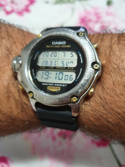 Raro Casio Dep 600 Estado Razoável. Venda No Estado!