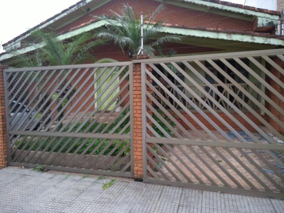 Casa Rua Frente Para O Mar,500 Metros Da Praia