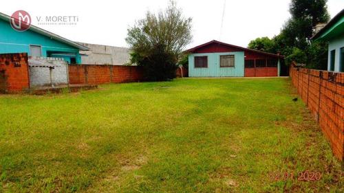 Imagem 1 de 12 de Casa Com 3 Dormitórios À Venda Por R$ 220.000,00 - Brasmadeira - Cascavel/pr - Ca0126